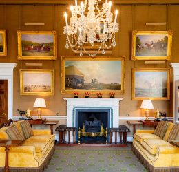 Jockey Club Rooms